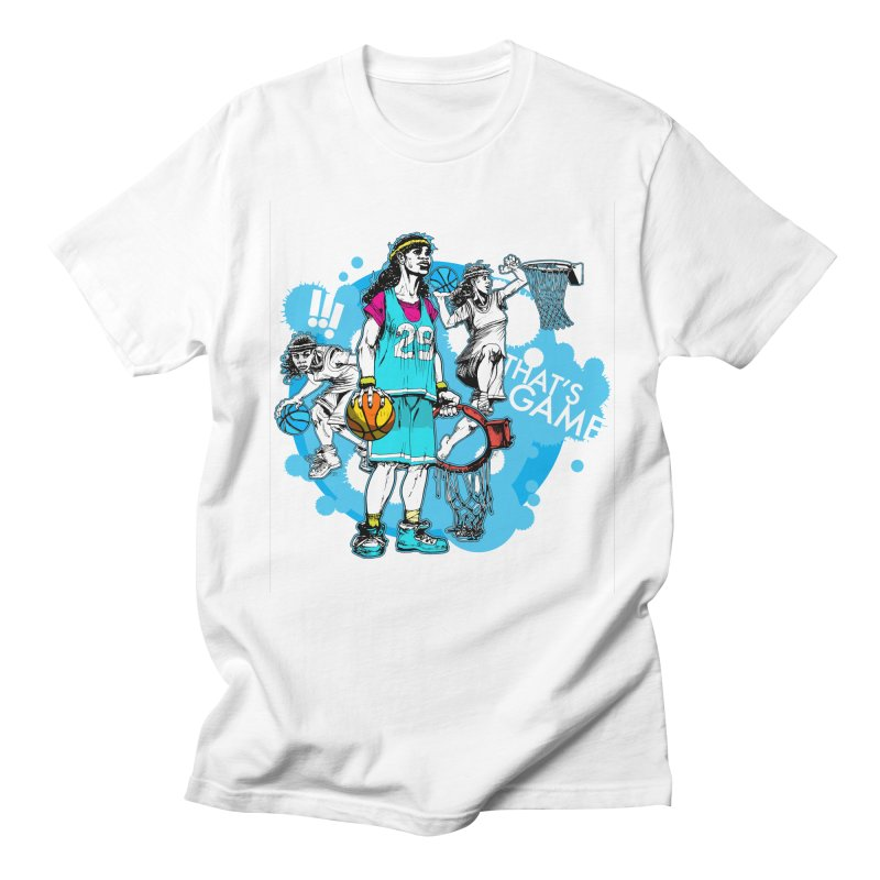 That's Game (white)   by jconart's Artist Shop