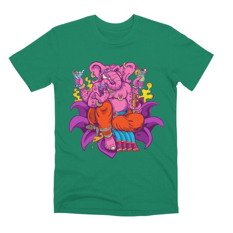 Galusha Men's T-Shirt by The Art of JCooper