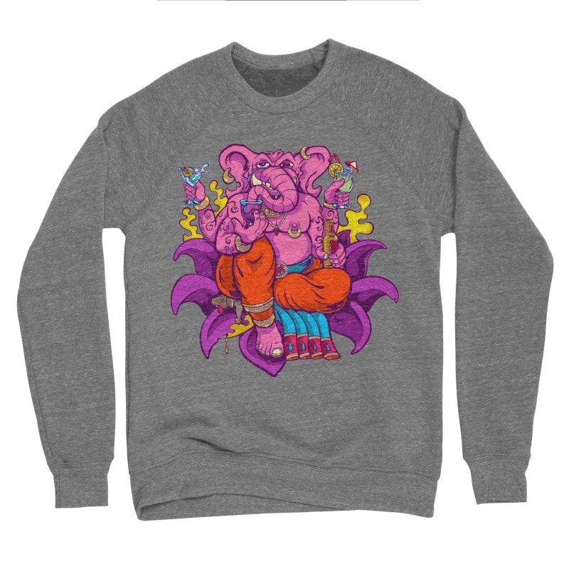 Galusha Men's Sweatshirt by The Art of JCooper