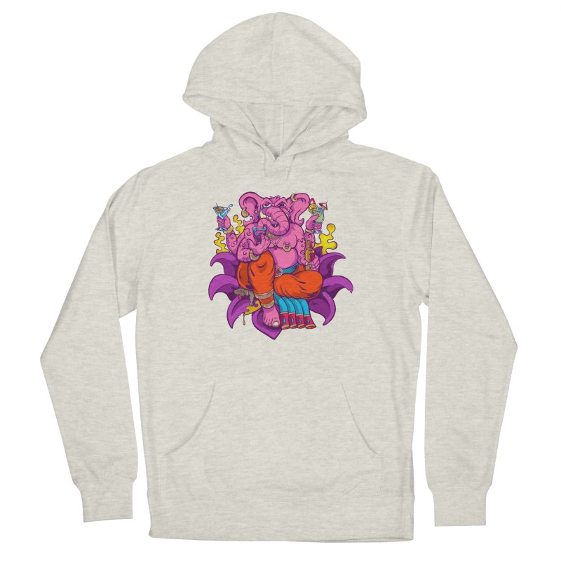 Galusha Men's Pullover Hoody by The Art of JCooper