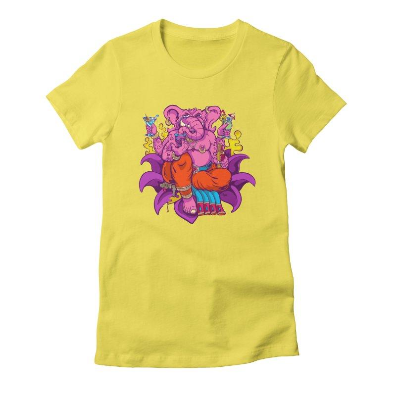 Galusha Women's T-Shirt by The Art of JCooper