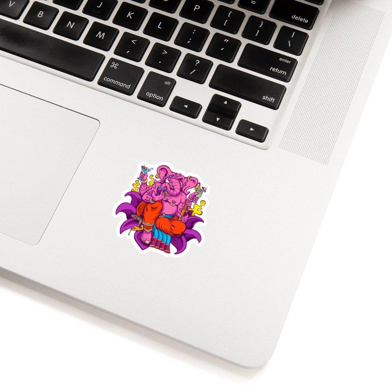 Galusha Accessories Sticker by The Art of JCooper