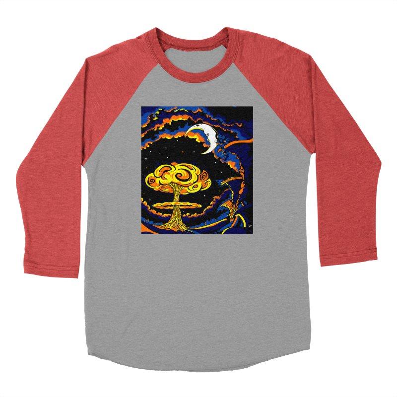 Moon Man Men's Longsleeve T-Shirt by The Art of JCooper