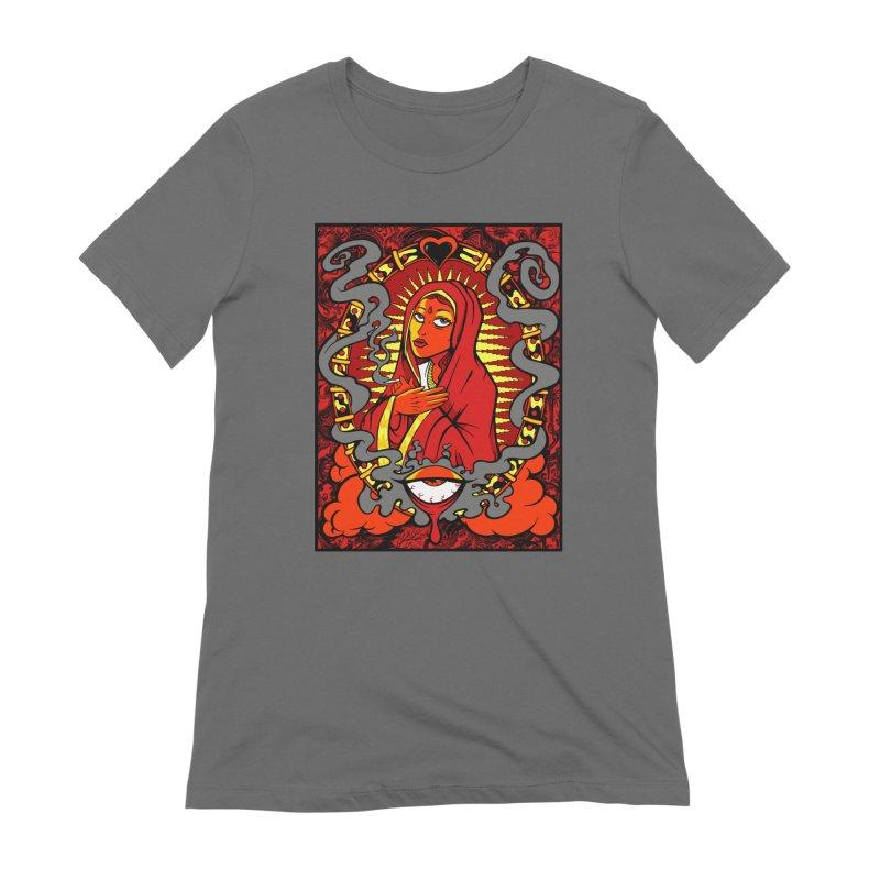 Mari Women's T-Shirt by The Art of JCooper