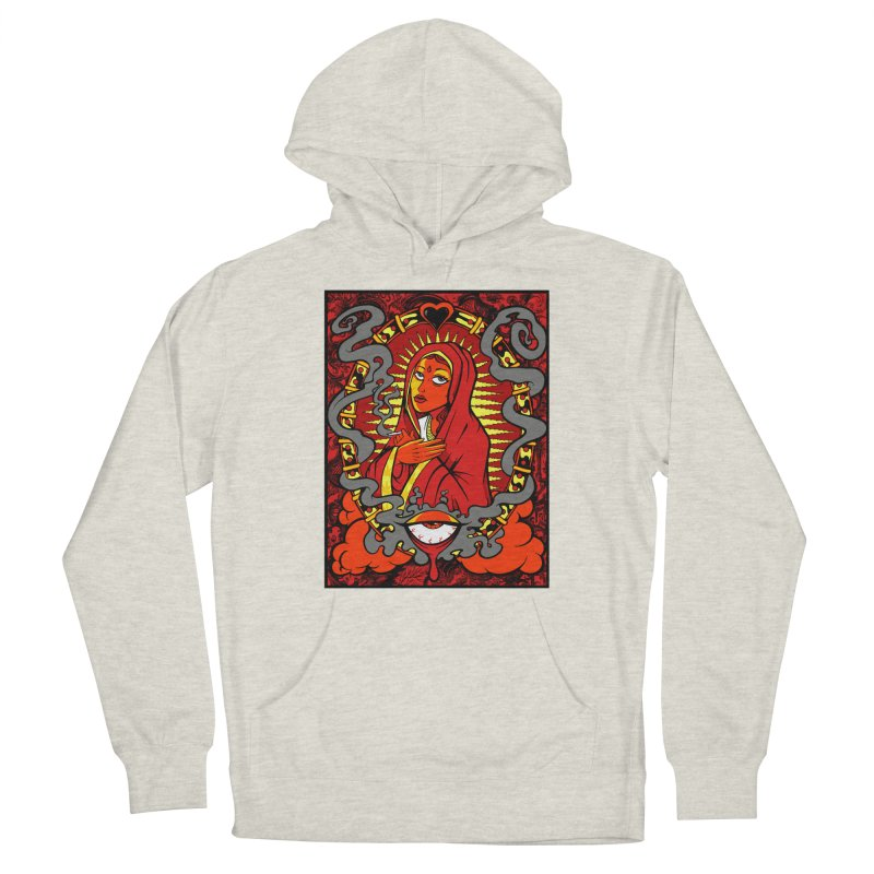 Mari Women's Pullover Hoody by The Art of JCooper