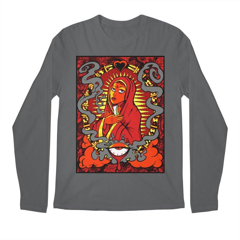 Mari Men's Longsleeve T-Shirt by The Art of JCooper
