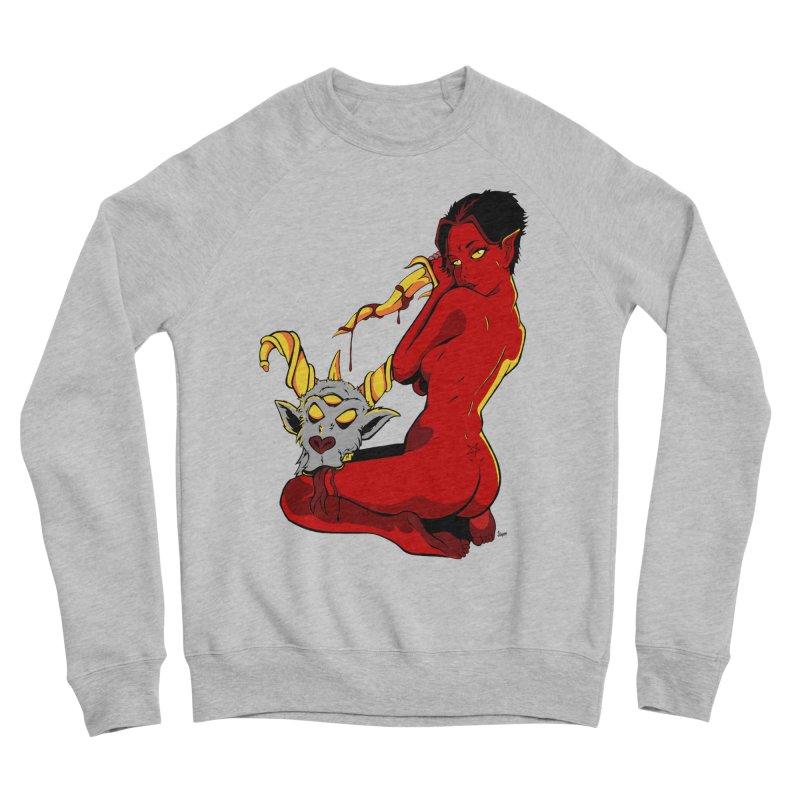 Goat Girl Women's Sweatshirt by The Art of JCooper