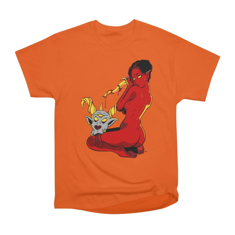 Goat Girl Women's T-Shirt by The Art of JCooper