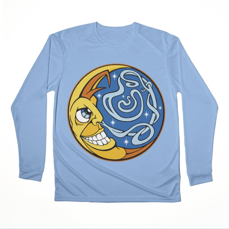 Moonsnort Women's Longsleeve T-Shirt by The Art of JCooper