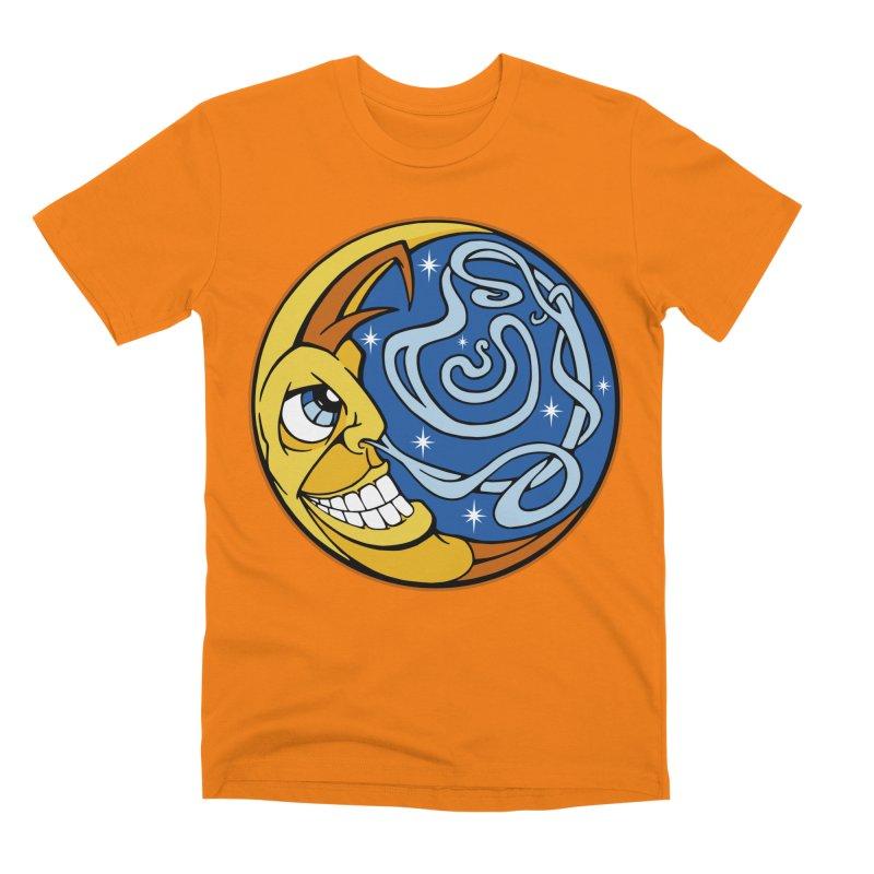 Moonsnort Men's T-Shirt by The Art of JCooper
