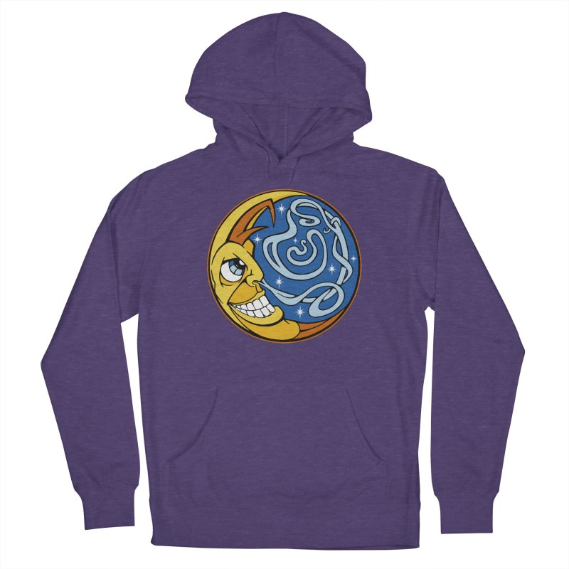 Moonsnort Women's Pullover Hoody by The Art of JCooper