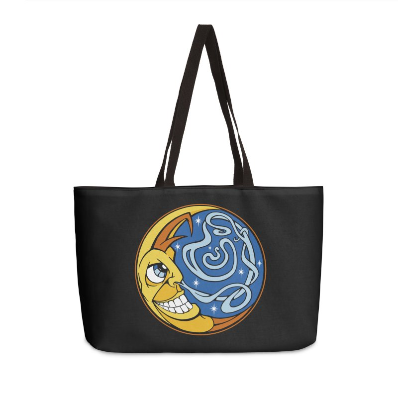 Moonsnort Accessories Bag by The Art of JCooper