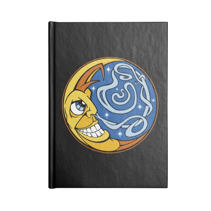 Moonsnort Accessories Notebook by The Art of JCooper