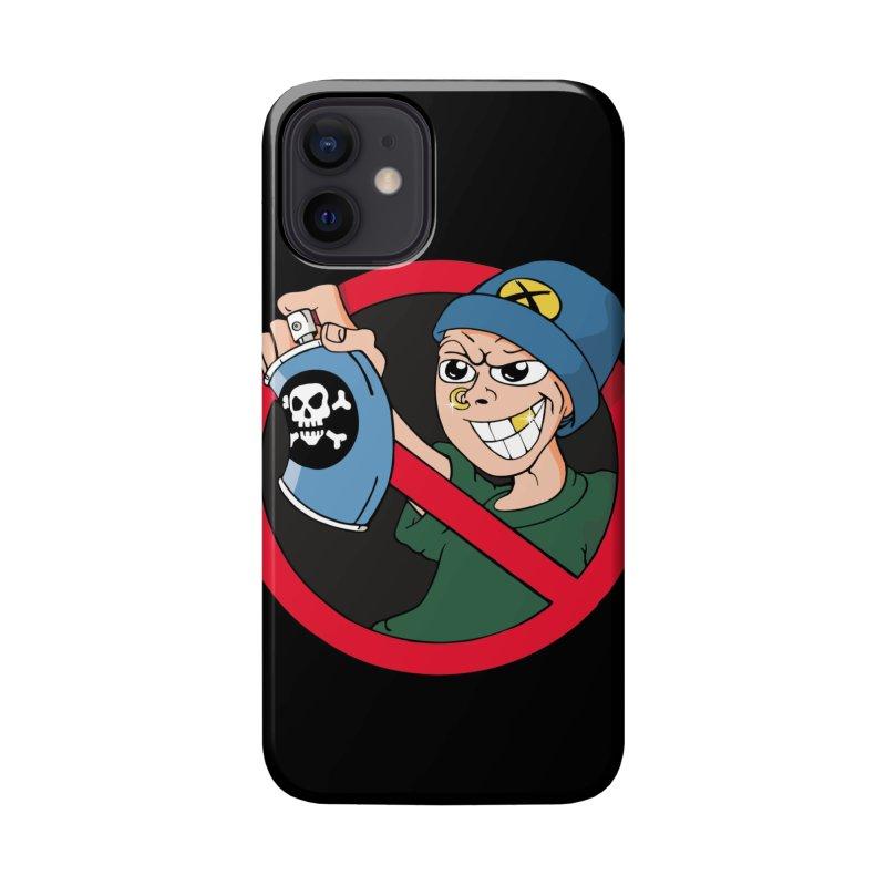 Graffiti Accessories Phone Case by The Art of JCooper