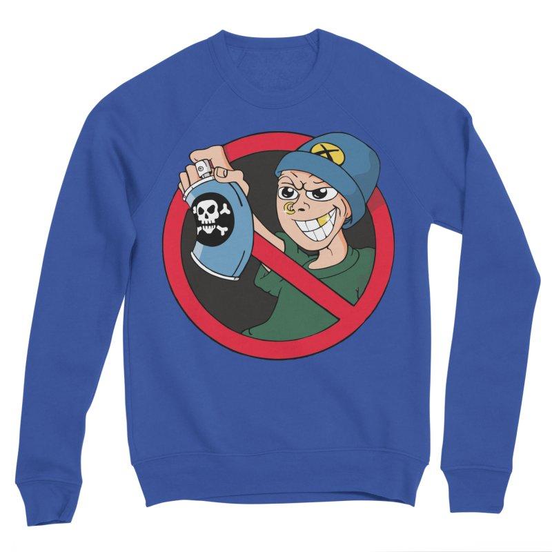 Graffiti Men's Sweatshirt by The Art of JCooper