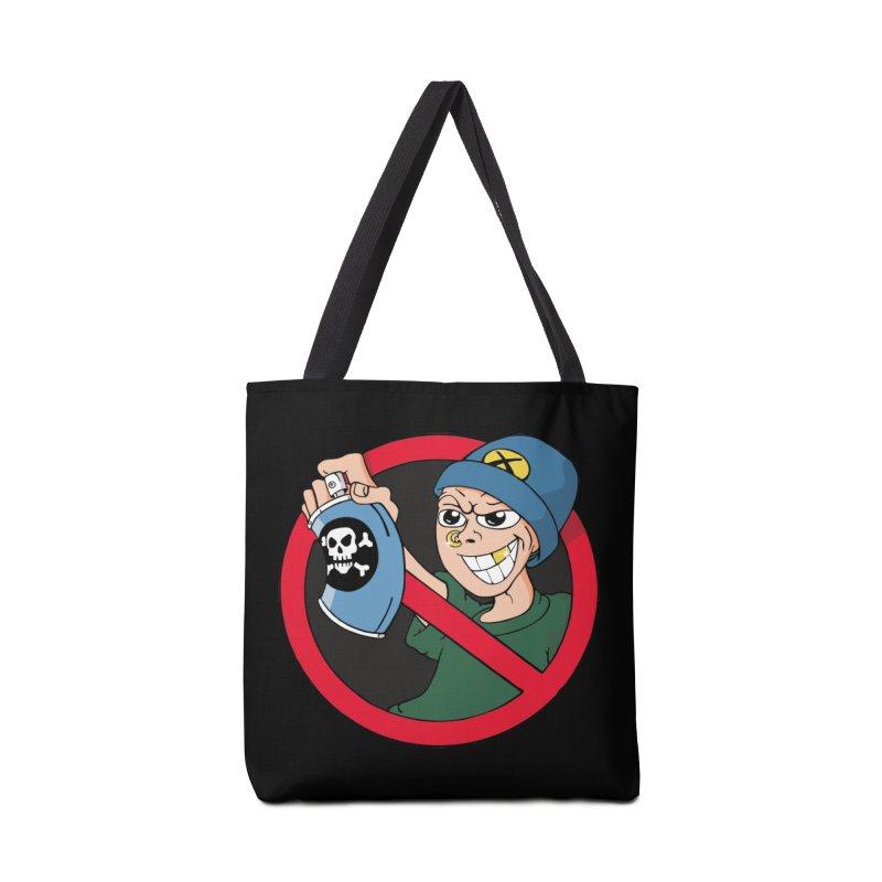 Graffiti Accessories Bag by The Art of JCooper
