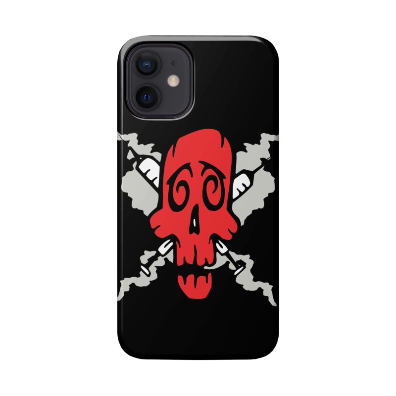 SikSkull Accessories Phone Case by The Art of JCooper
