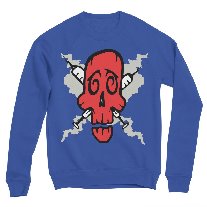 SikSkull Men's Sweatshirt by The Art of JCooper