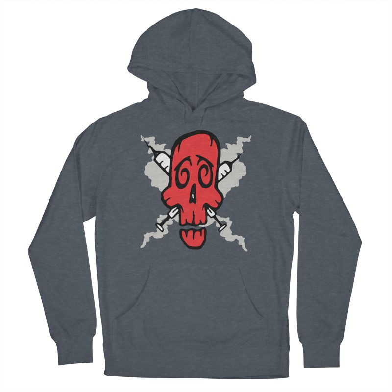 SikSkull Women's Pullover Hoody by The Art of JCooper
