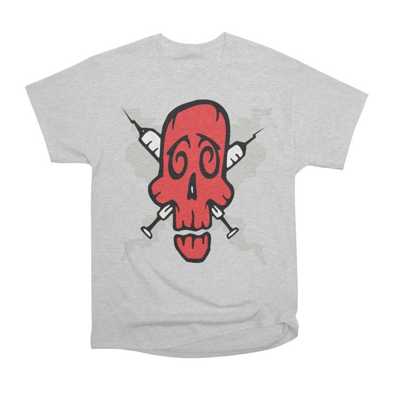 SikSkull Men's T-Shirt by The Art of JCooper