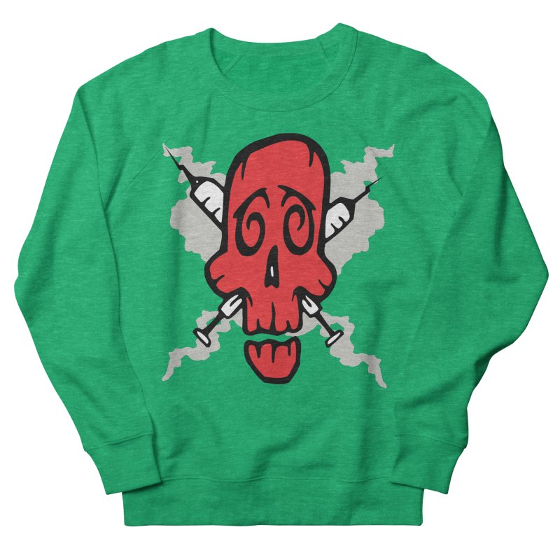 SikSkull Women's Sweatshirt by The Art of JCooper