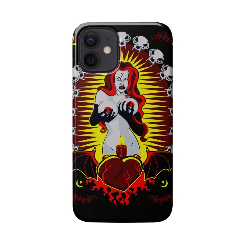 Witchy Woman Accessories Phone Case by The Art of JCooper