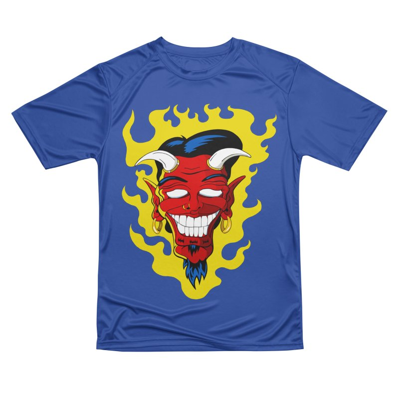 Devil Women's T-Shirt by The Art of JCooper