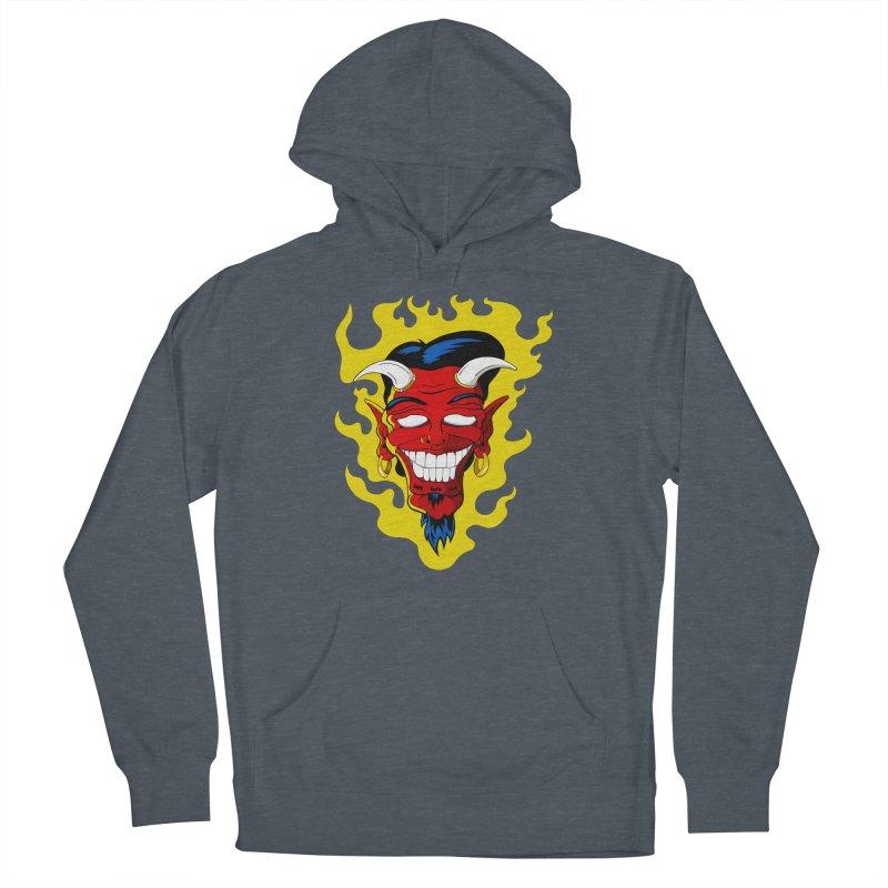 Devil Women's Pullover Hoody by The Art of JCooper
