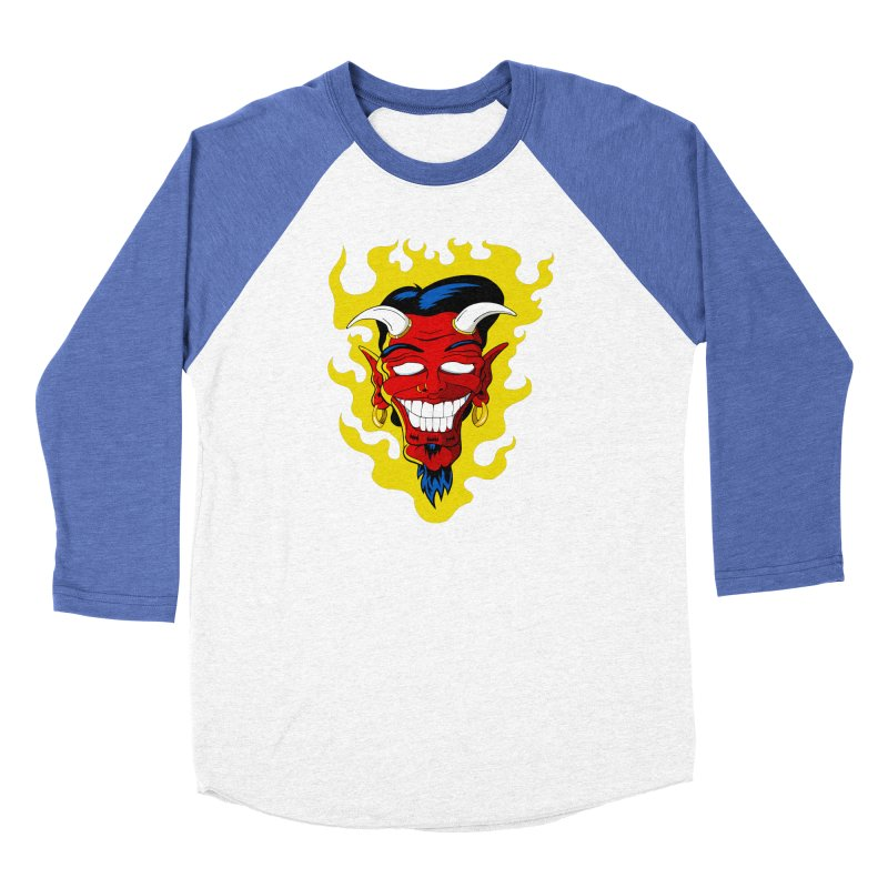 Devil Women's Longsleeve T-Shirt by The Art of JCooper