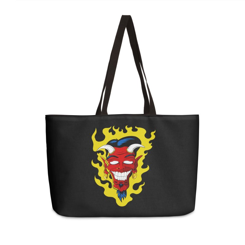 Devil Accessories Bag by The Art of JCooper