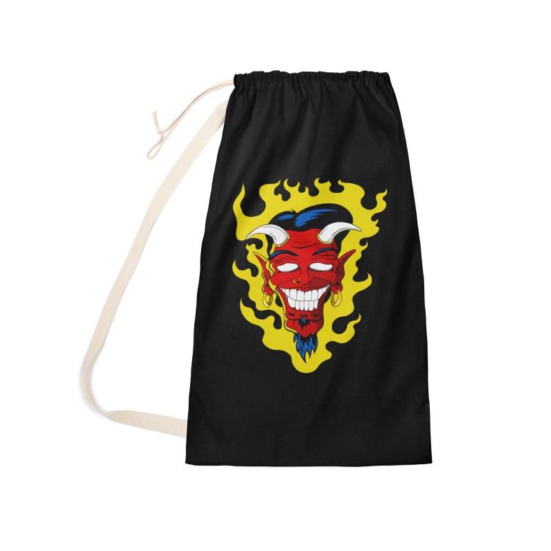 Devil Accessories Bag by The Art of JCooper