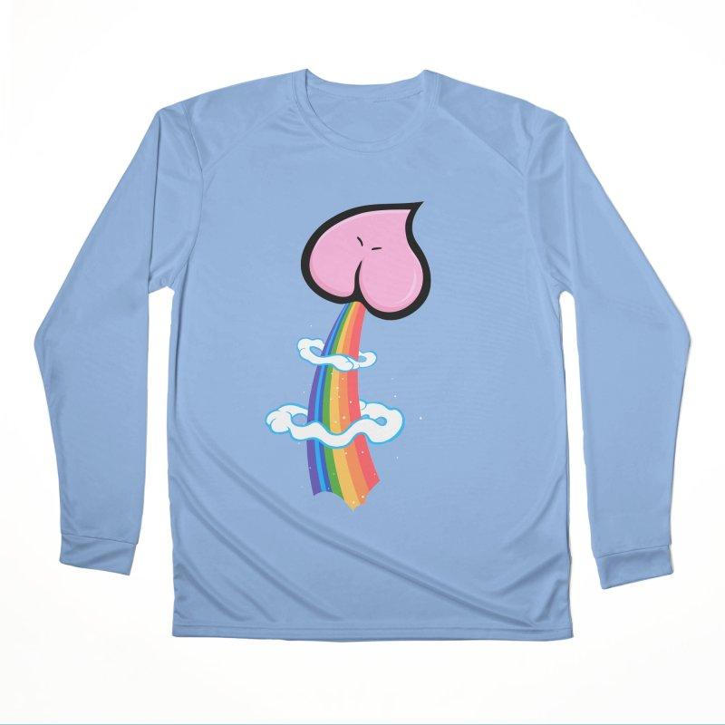 RainbowFart Women's Longsleeve T-Shirt by The Art of JCooper