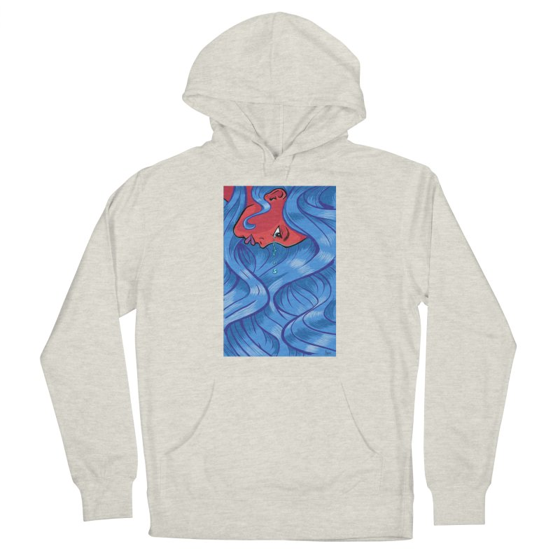 LadyRed Women's Pullover Hoody by The Art of JCooper