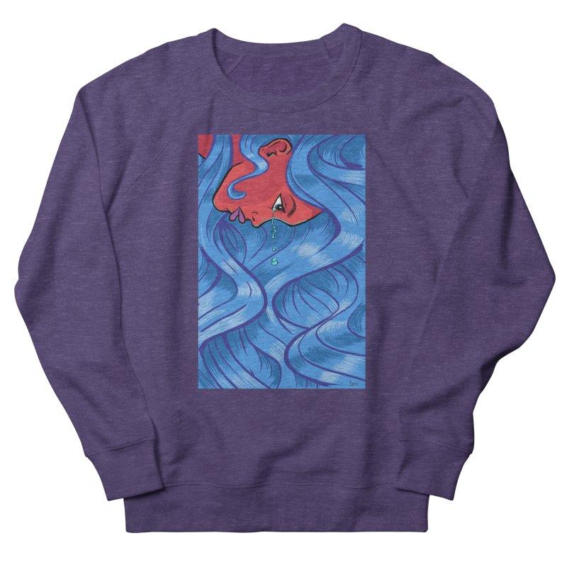 LadyRed Women's Sweatshirt by The Art of JCooper