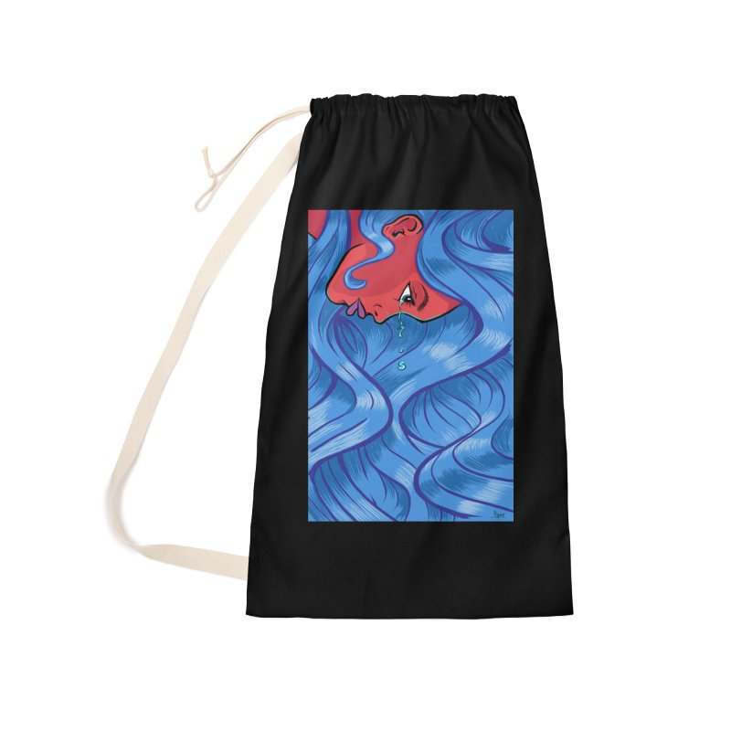 LadyRed Accessories Bag by The Art of JCooper