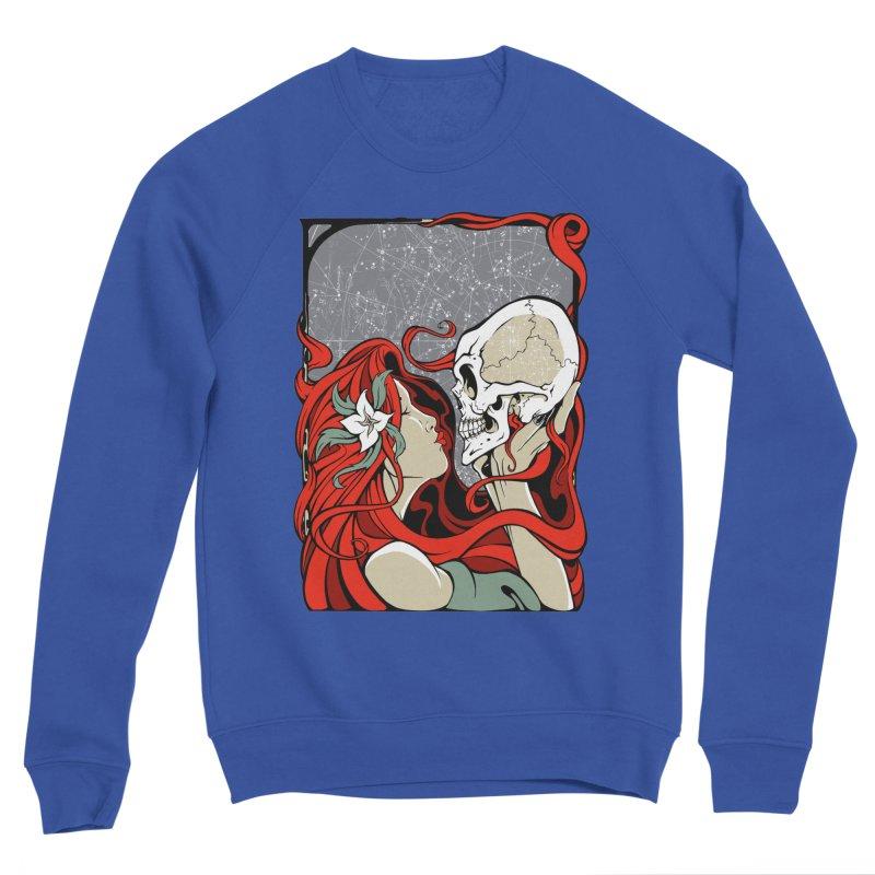 SkullKiss Men's Sweatshirt by The Art of JCooper