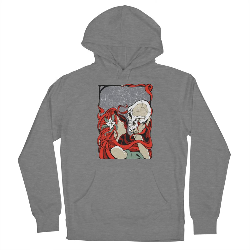 SkullKiss Women's Pullover Hoody by The Art of JCooper