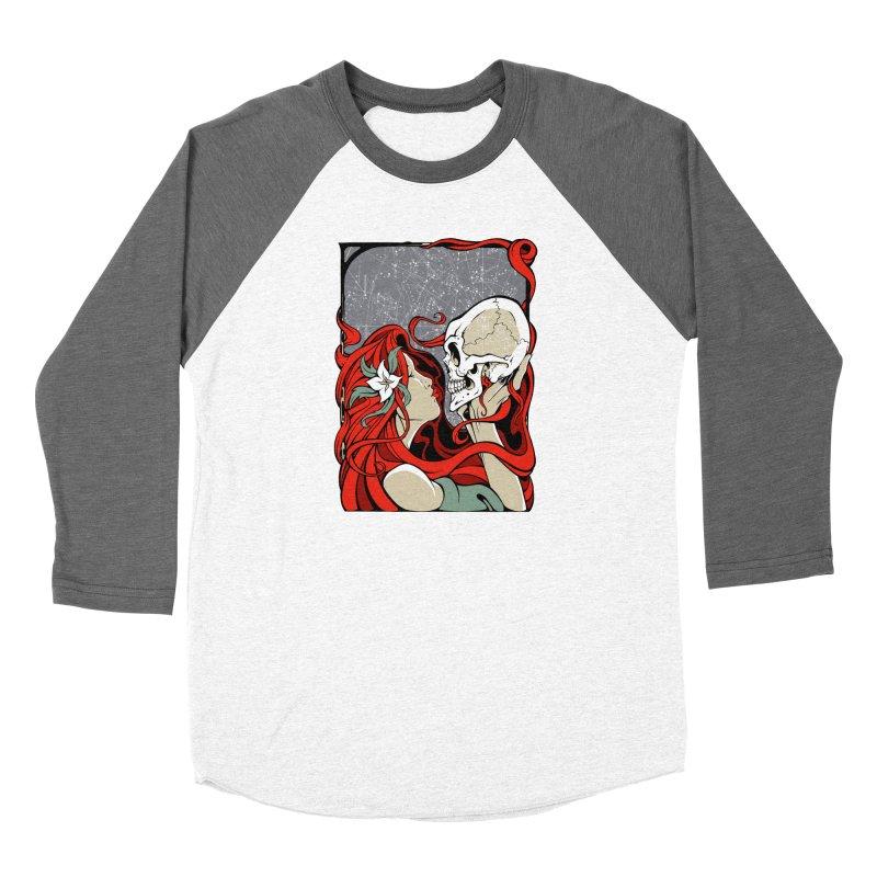 SkullKiss Women's Longsleeve T-Shirt by The Art of JCooper