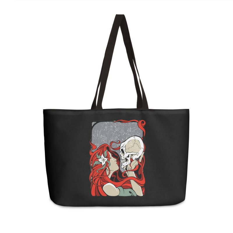 SkullKiss Accessories Bag by The Art of JCooper