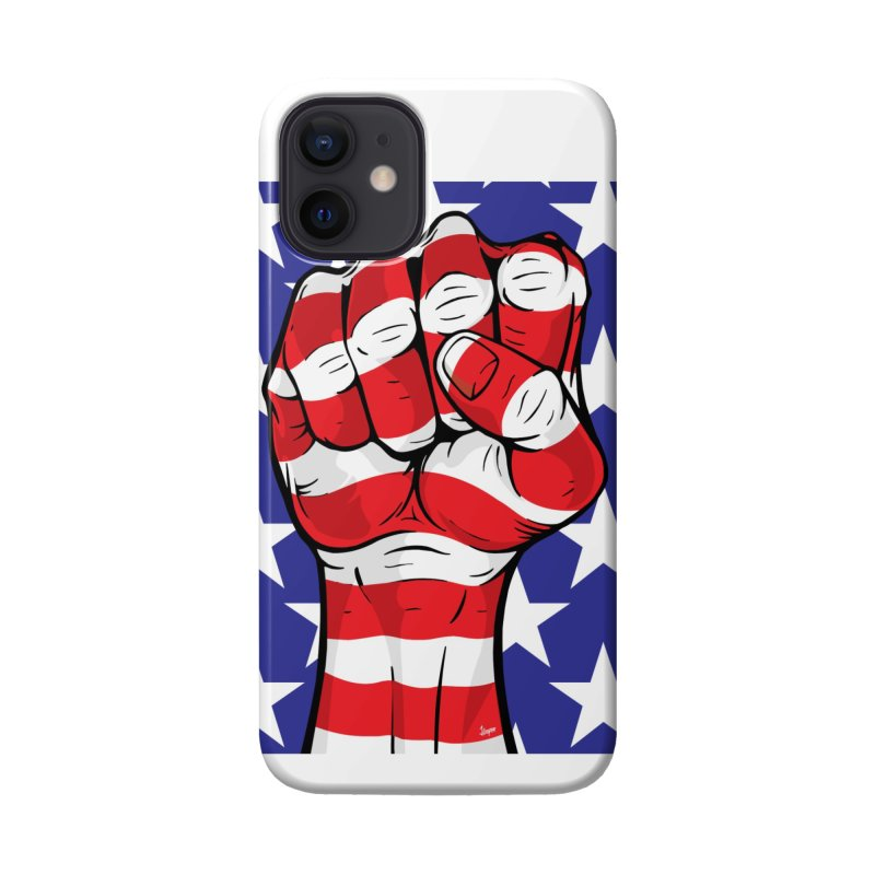 Fist Accessories Phone Case by The Art of JCooper