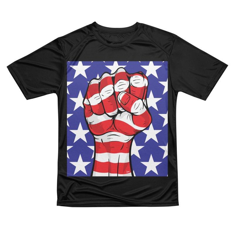 Fist Women's T-Shirt by The Art of JCooper