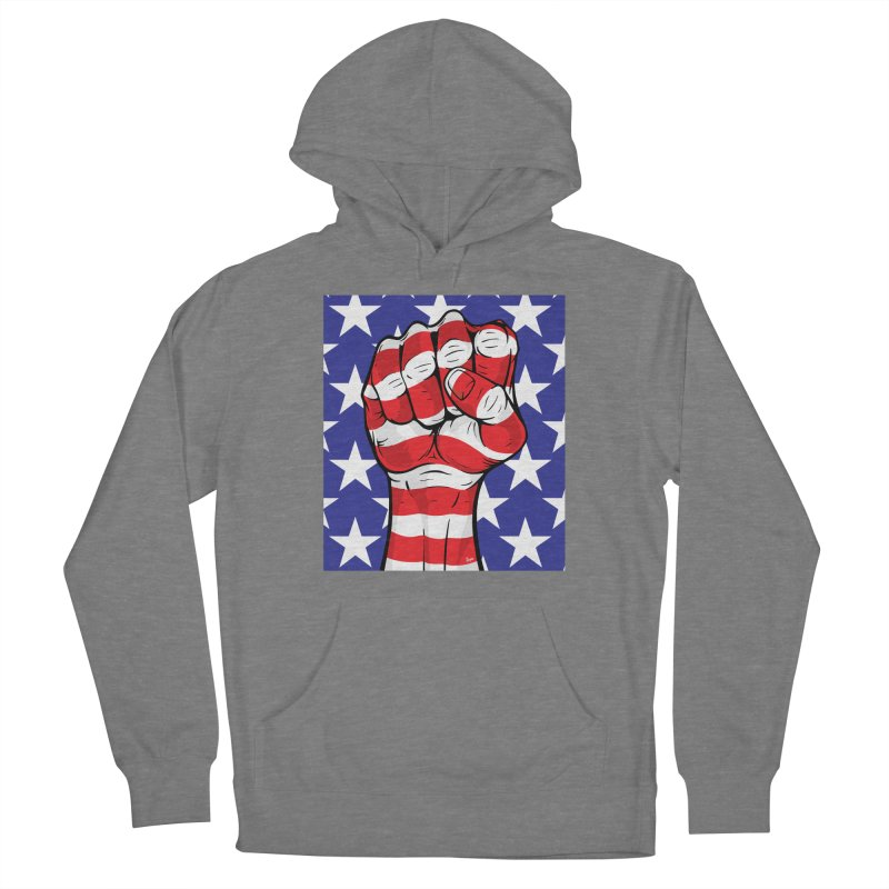 Fist Women's Pullover Hoody by The Art of JCooper
