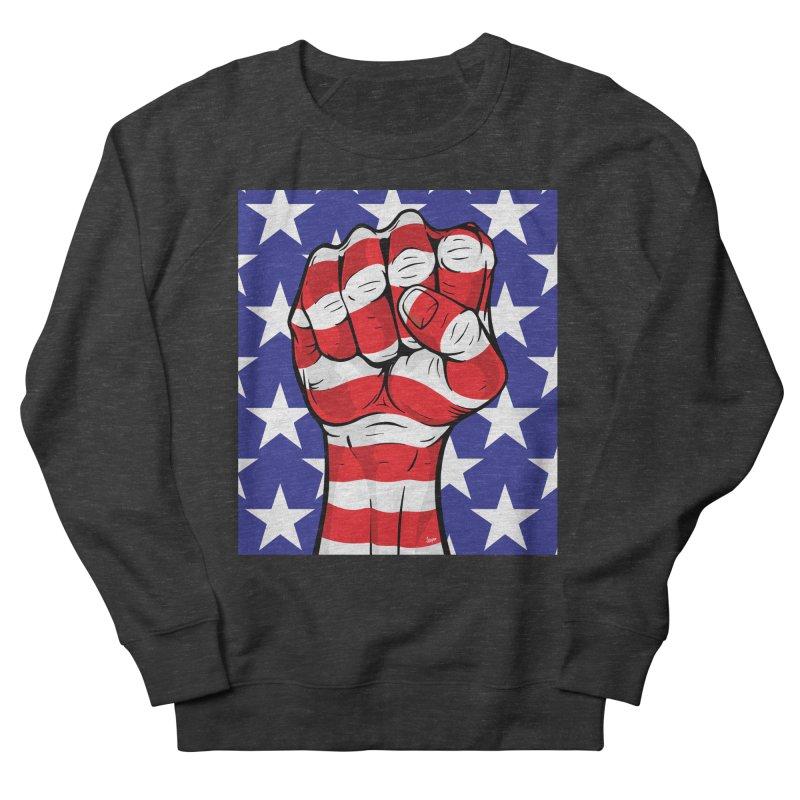 Fist Women's Sweatshirt by The Art of JCooper