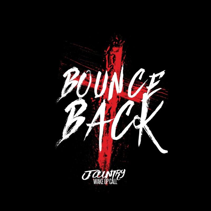 Bounce Back Tee Men's T-Shirt by jcountry's Artist Shop