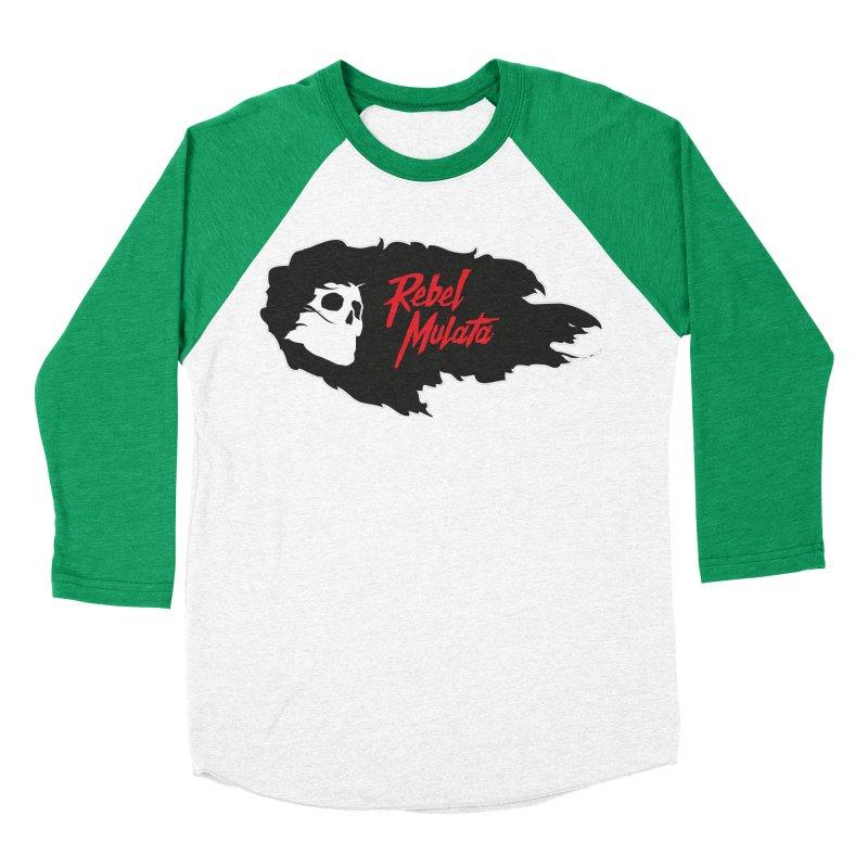 Rebel winds  Men's Baseball Triblend Longsleeve T-Shirt by Rebel Mulata