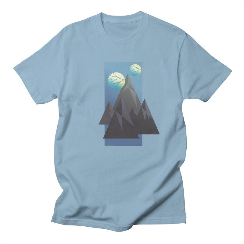 Wind Men's T-shirt by jcskillings's Artist Shop