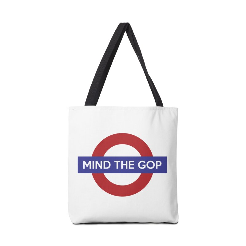 Mind The GOP Accessories Bag by J D STONE