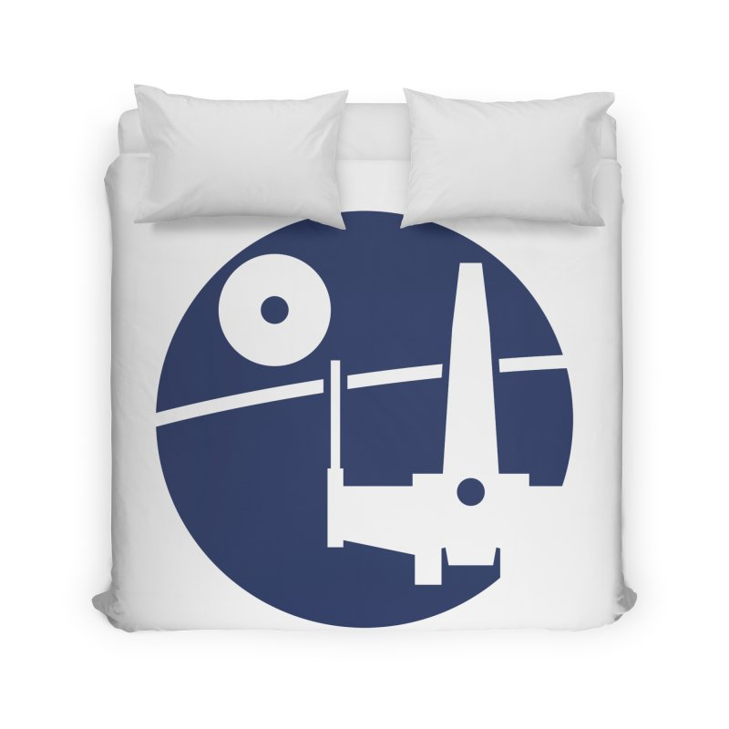 Yavin Mission Home Duvet by J D STONE