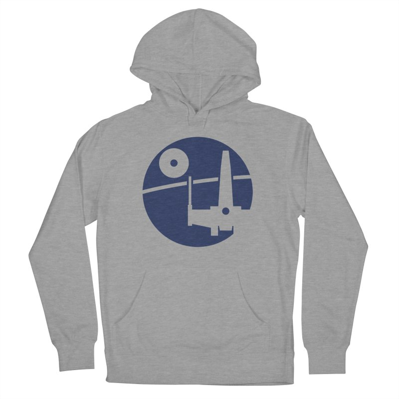 Yavin Mission Women's Pullover Hoody by J D STONE