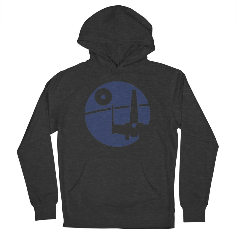 Yavin Mission Men's Pullover Hoody by J D STONE